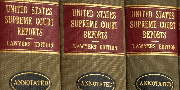 Supreme Court Case Books