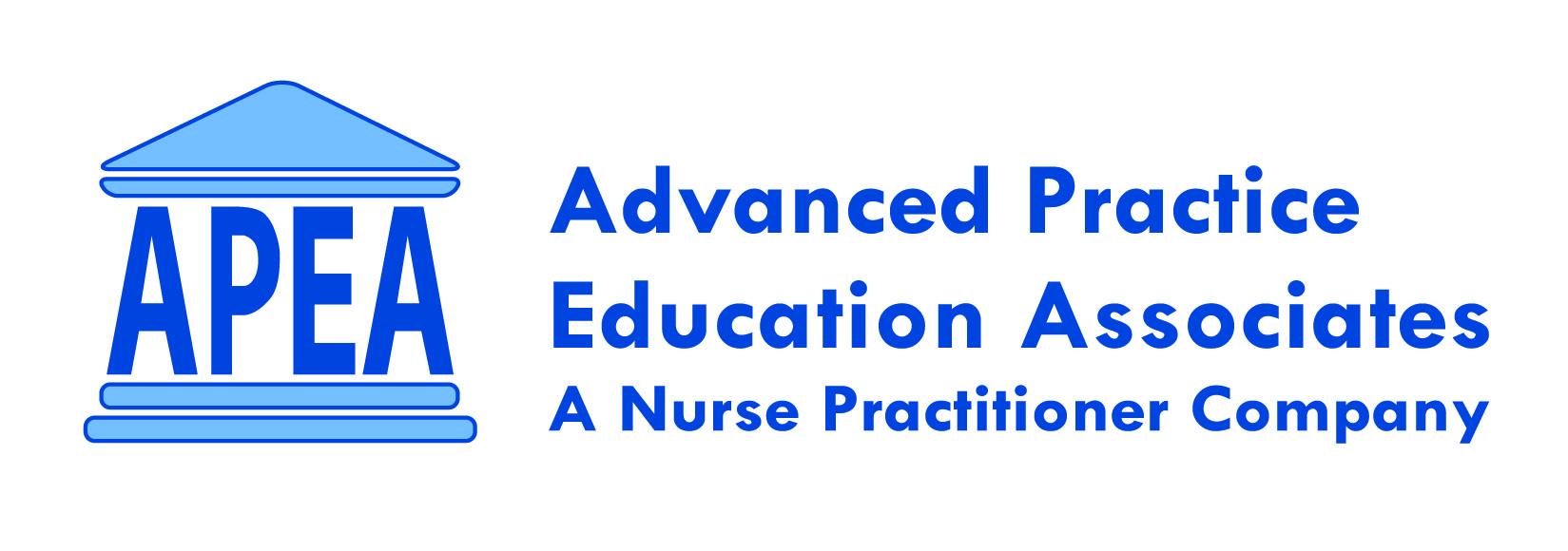 Advanced Practice Education Associates (APEA) Logo