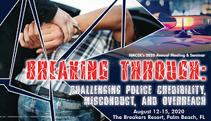 Breaking Through Banner