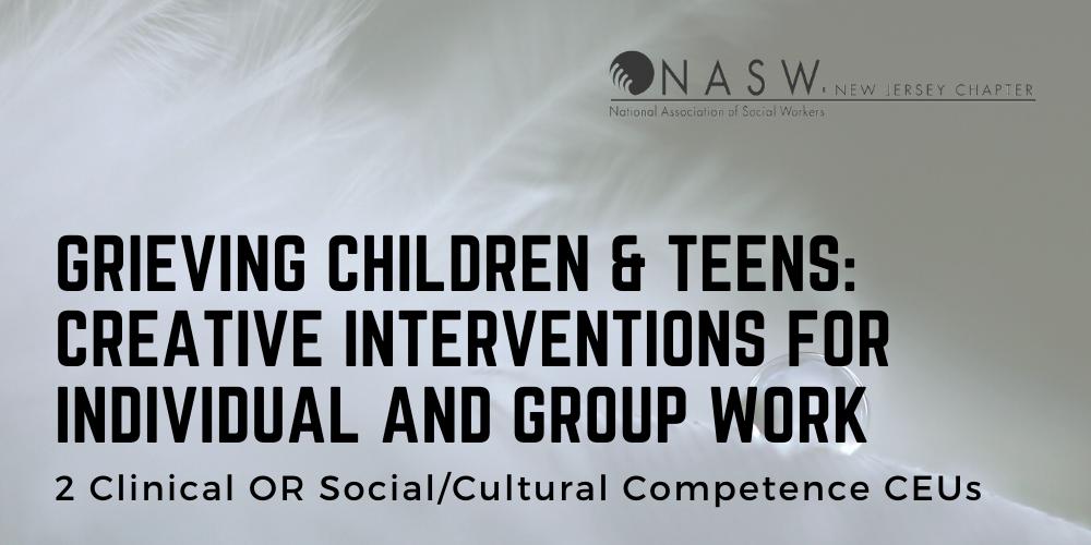 Grieving Children & Teens