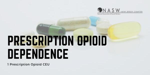 Prescription Opioid Dependence